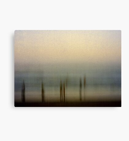 Edge of Reality #1 Canvas Print