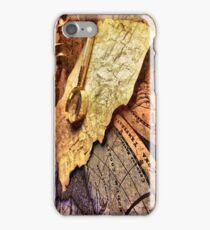 Ancient maps iPhone Case/Skin