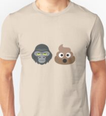 Ape Shit ~ Emoji T-Shirt
