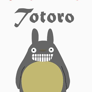 The Year of the Totoro by TheArcadeAddict