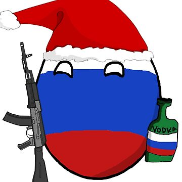 Russian Christmas by MrApache101