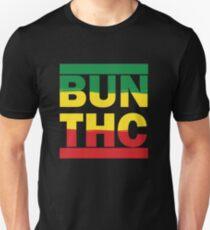 BUN THC rasta Unisex T-Shirt