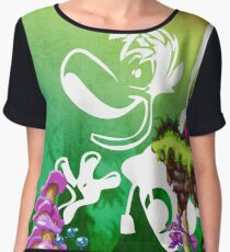 [PLATFORM GAMES!] Rayman - Dream Forest Women's Chiffon Top