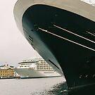 """""""The World"""" in Stavanger by julie08"""
