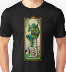 The Haunted Sewer: Here Lies Shred T-Shirt