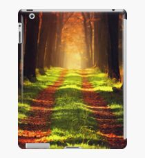 Forest Track iPad Case/Skin