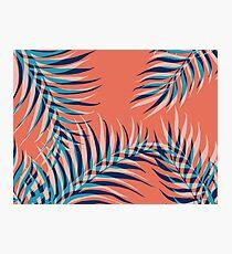 Palms Vision III #redbubble #decor #buyart Photographic Print