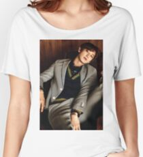 exo chanyeol again Women's Relaxed Fit T-Shirt