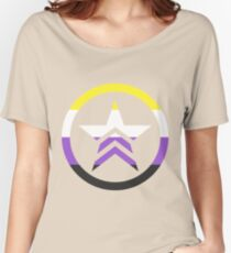 Nonbinary Renegade Women's Relaxed Fit T-Shirt