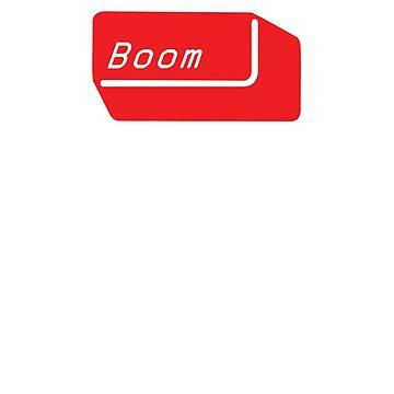 Boom! by ramosecco