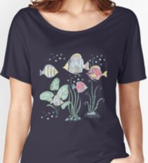 Marine life Women's Relaxed Fit T-Shirt