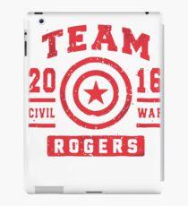 Team Rogers 2016 iPad Case/Skin
