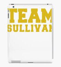 Team Sullivan iPad Case/Skin