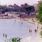 Porto Christo Beach by Tom Gomez