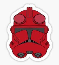 HellBoy Trooper Sticker