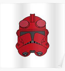 HellBoy Trooper Poster