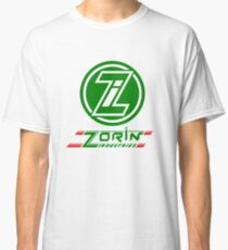 Zorin Industries : Inspired by James Bond - A View To A Kill Classic T-Shirt