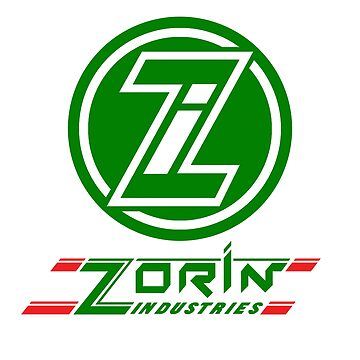 Zorin Industries : Inspired by James Bond - A View To A Kill by WonkyRobot