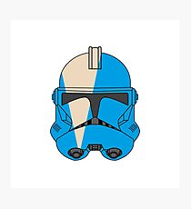 Braveheart Trooper Photographic Print