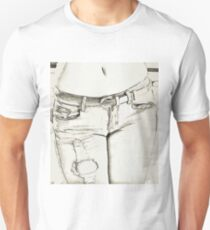 Sexy Girl Unisex T-Shirt