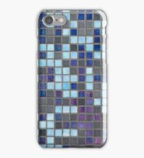 Tiles wall iPhone Case/Skin
