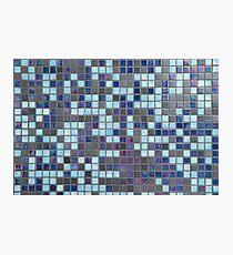 Tiles wall Photographic Print