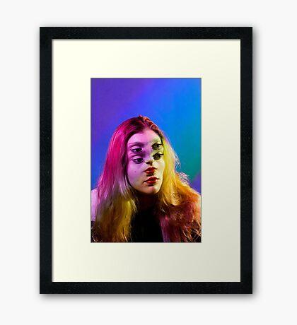 Bokrug Framed Print