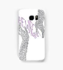 The Wire Samsung Galaxy Case/Skin