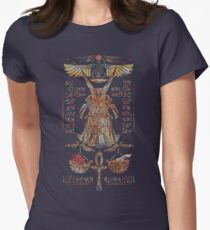 Judgment Womens Fitted T-Shirt