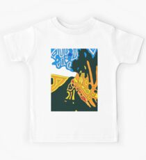 Abstract landscape (Westerwald) 01 by Tuticki  Kids Clothes