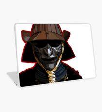 Samurai Mask Laptop Skin