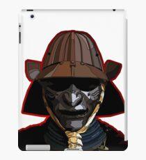 Samurai Mask iPad Case/Skin