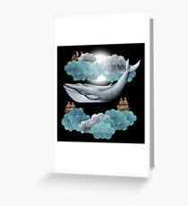 Oceanic Sky  Greeting Card