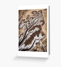 Tides and Time Greeting Card