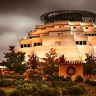 The Grand Stupa of Universal Compassion by DavidsArt