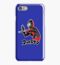 Ultraman -  The Destroyer and the Savior iPhone Case/Skin