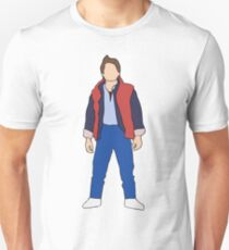 Marty McFly, Back to the Future Unisex T-Shirt