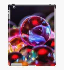 Standing Out Above the Crowd iPad Case/Skin