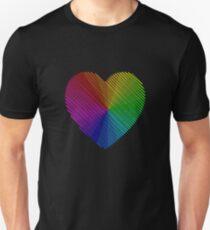 LGBTQ Pride Month - Rainbow 2017 Unisex T-Shirt
