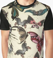 Butterfly Pattern 2  Graphic T-Shirt