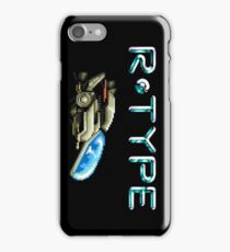 R-TYPE - SEGA CLASSIC  iPhone Case/Skin