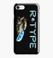 R-TYPE - SEGA CLASSIC  iPhone Case/Skin