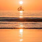 Sailing into the Sunset by Mieke Boynton