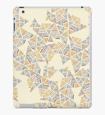 Earthtone Triangle Pyramids iPad Case/Skin