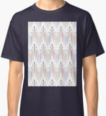 The rhythm of the brushes Classic T-Shirt