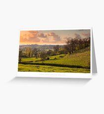 Ardens Grafton, Warwickshire Greeting Card