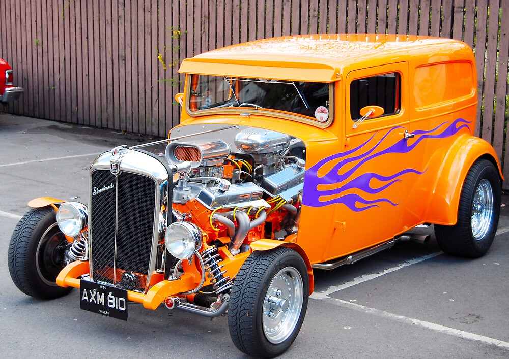 hotrod  by cool3water