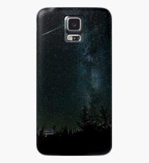 Funda/vinilo para Samsung Galaxy Milkyway Perseid Meteor Landscape