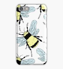 Spring Bees iPhone Case/Skin