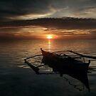 Bangka Sunset by mords